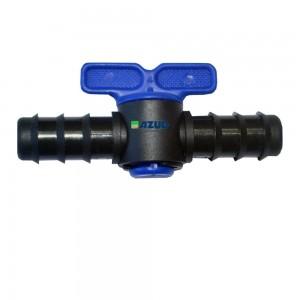 Van ống mềm dẫn nước hệ thống tưới nhỏ giọt