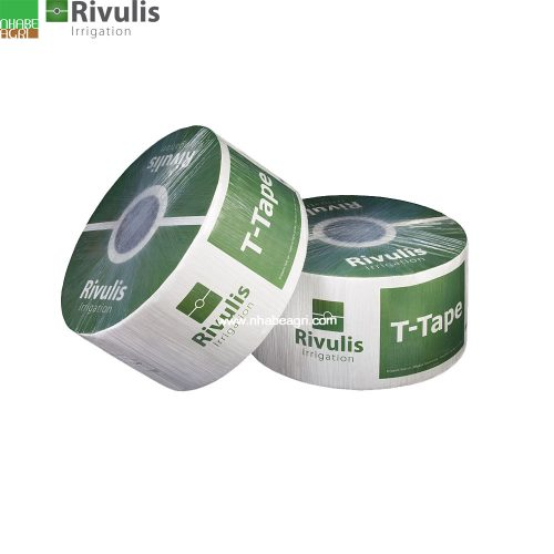 Rivulis Israel - Dây tưới nhỏ giọt T-Tape
